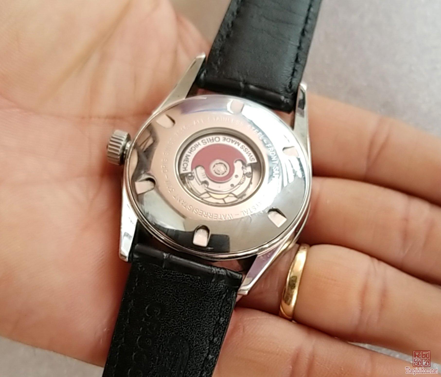 Đồng hồ tự động ORIS Trăng Sao