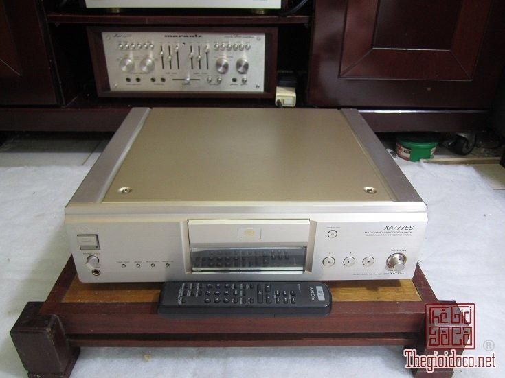 CD SONY XA777ES