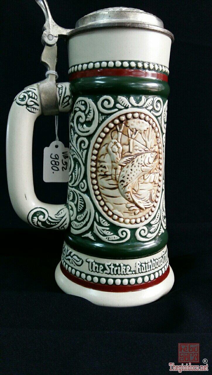 Mug bia AVON, made CRAMARTE in  BRAZIL