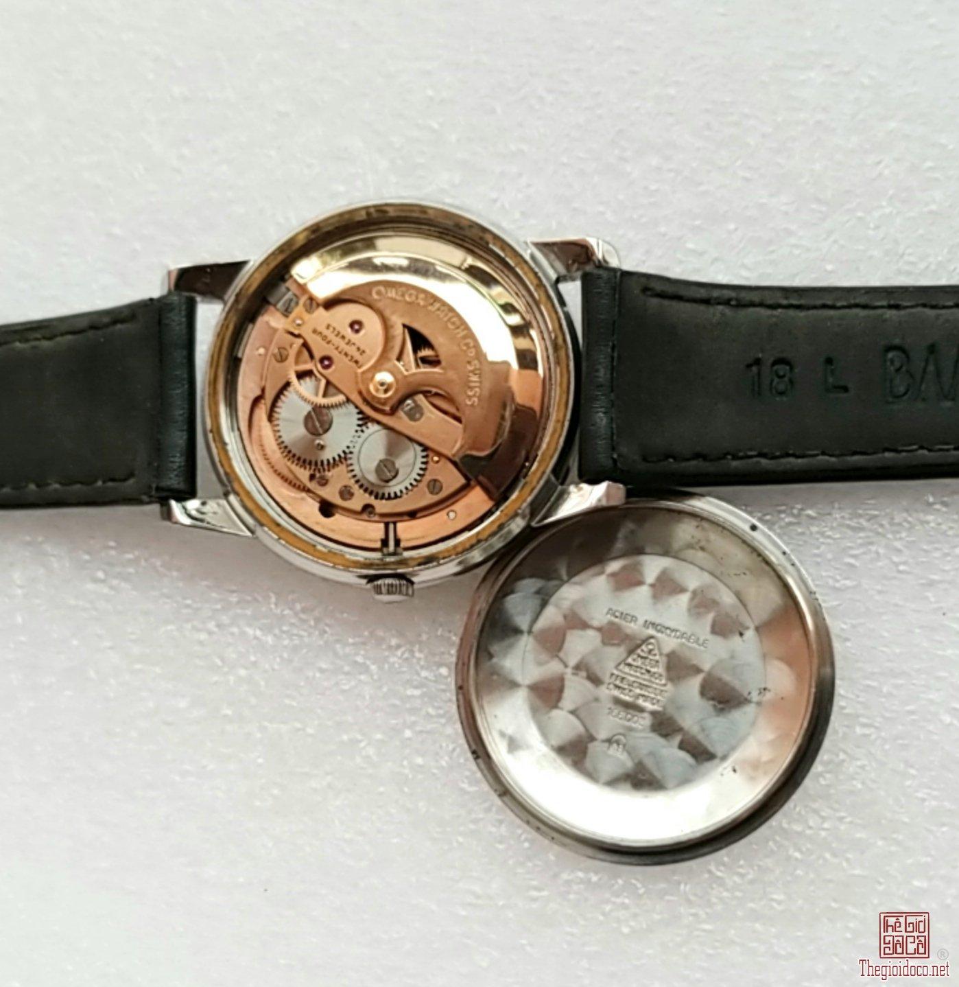Đồng hồ Xưa Tự Động OMEGA SEAMASTER 250