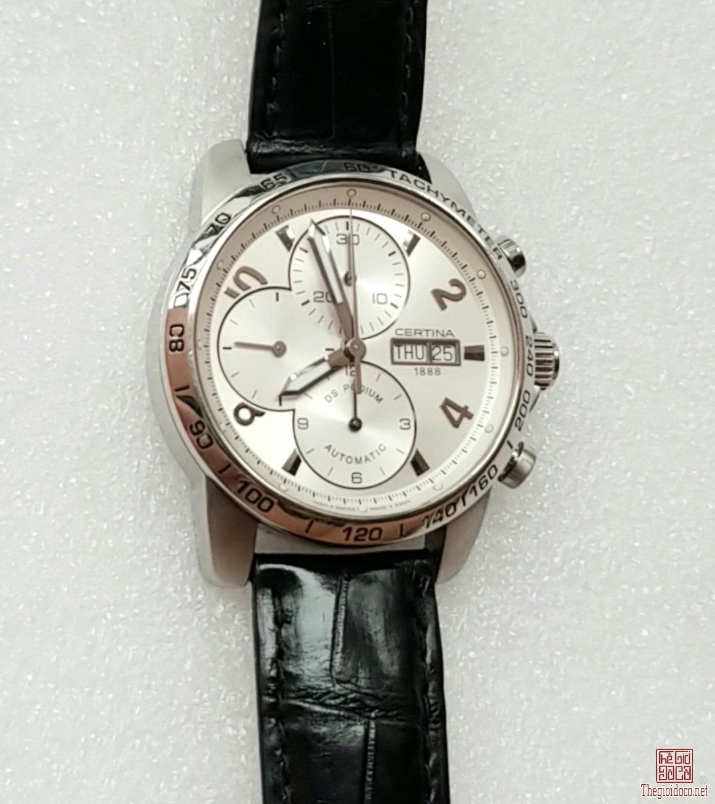 Đồng hồ tự động CERTINA 1888 TACHYMETER