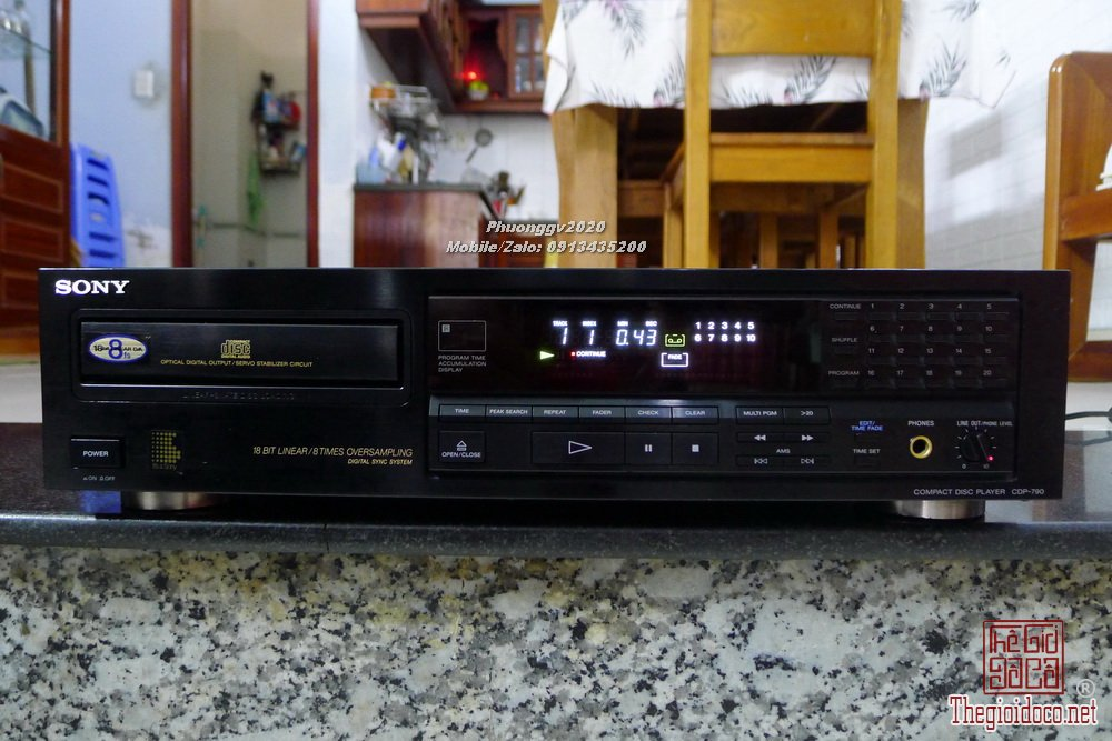 CD SONY CDP-790