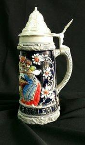 Mug bier HOCHEDLES NASS...