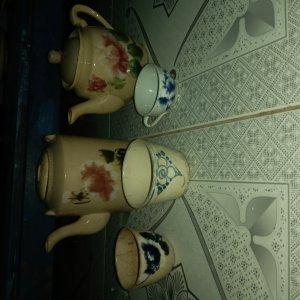 Giao lưu:Bộ bình trà 5 món như...