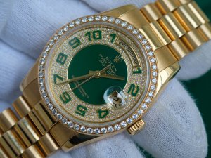 Đồng hồ Rolex 118348 Day-Date...