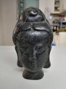 Tượng Phật đá thiên thạch quý...