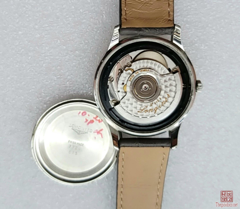Đồng hồ xưa tự động LONGINES Thụy Sỹ