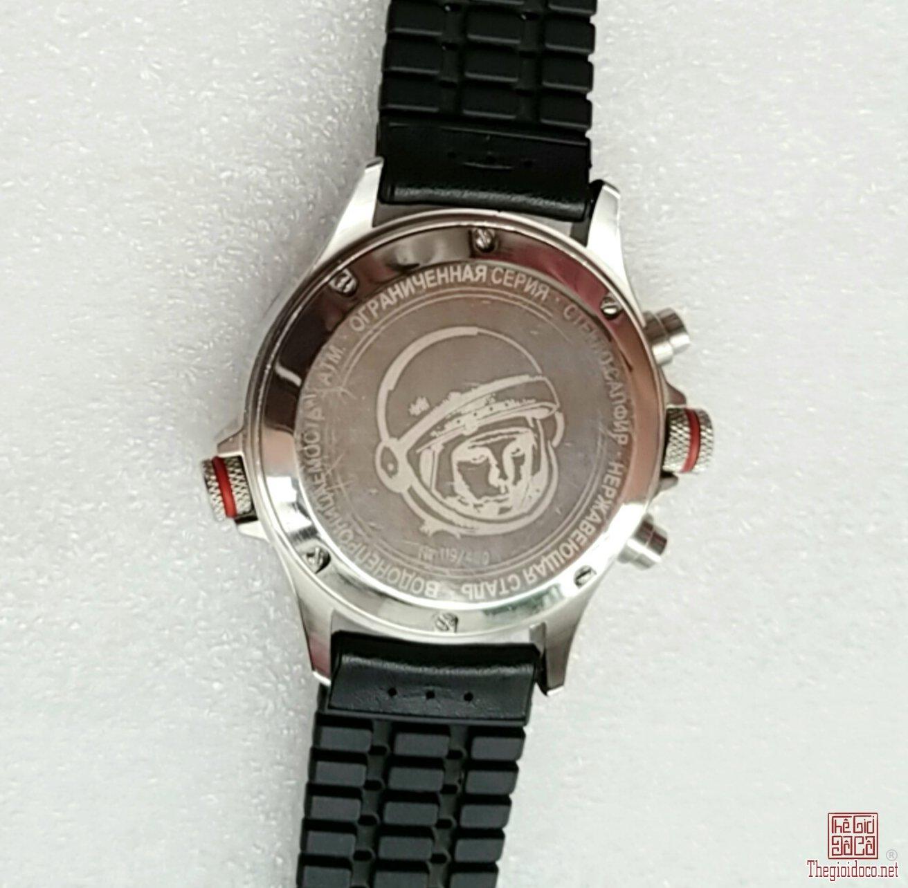 Đồng hồ lên dây POLJOT CHRONOGRAPH LIMITED
