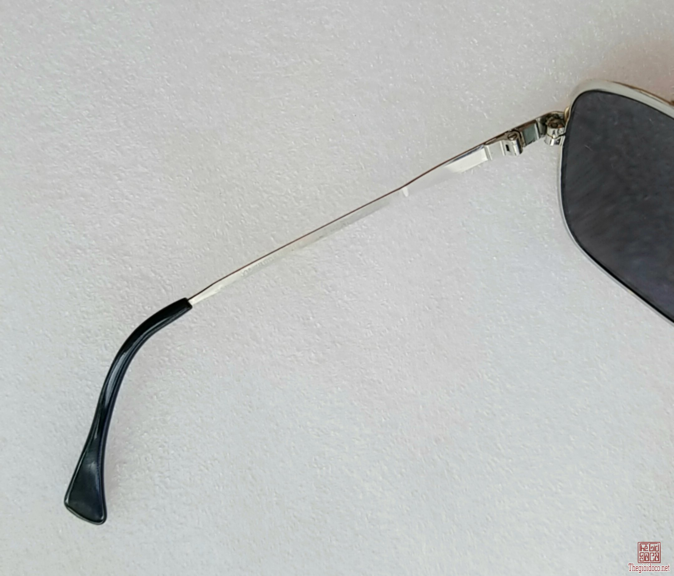 Gọng kính mát xưa RODENT STOCK 195X 1/20 10K