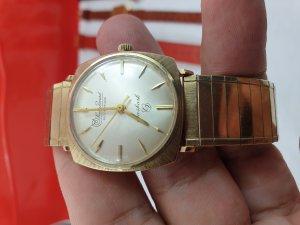 Đồng hồ Lucien Picard vỏ vàng...
