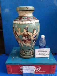 Bình gốm Biên Hoà -MS2010
