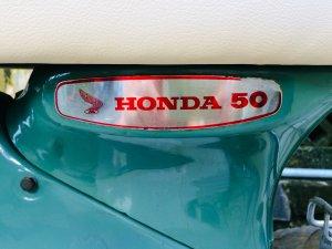 Honda Dame 50cc rin.