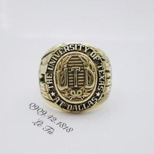 Nhẫn 10k Đại Học Texas 2012 cực...