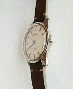 Đồng hồ xưa lên dây KING SEIKO...