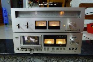 Combo PIONEER CT-405/TX-7600