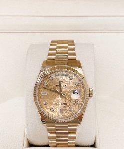 Đồng hồ Rolex Day Date 118238...