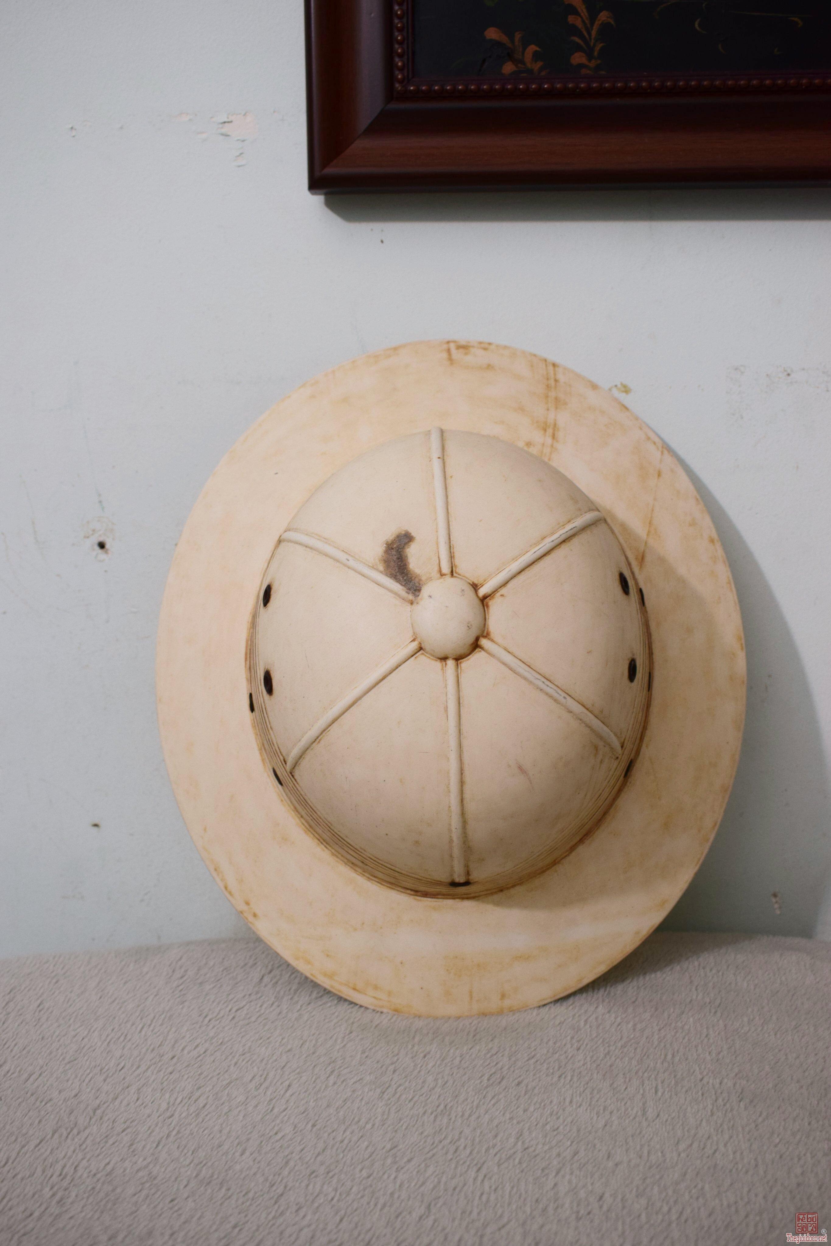 nón hội đồng xưa mất lòng trodạ e ng còn quai đội tốt hoặc treo decor...