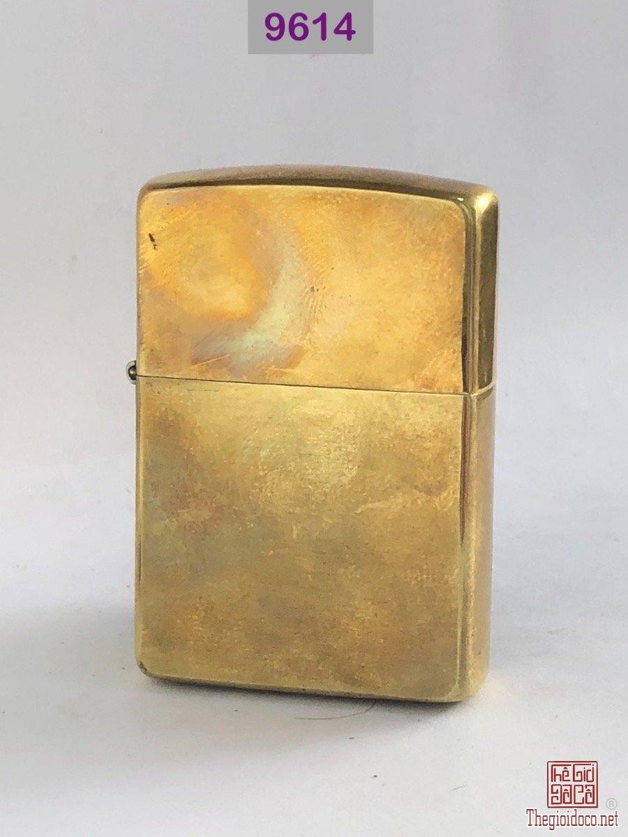 9614-solid brass đáy bằng 1996