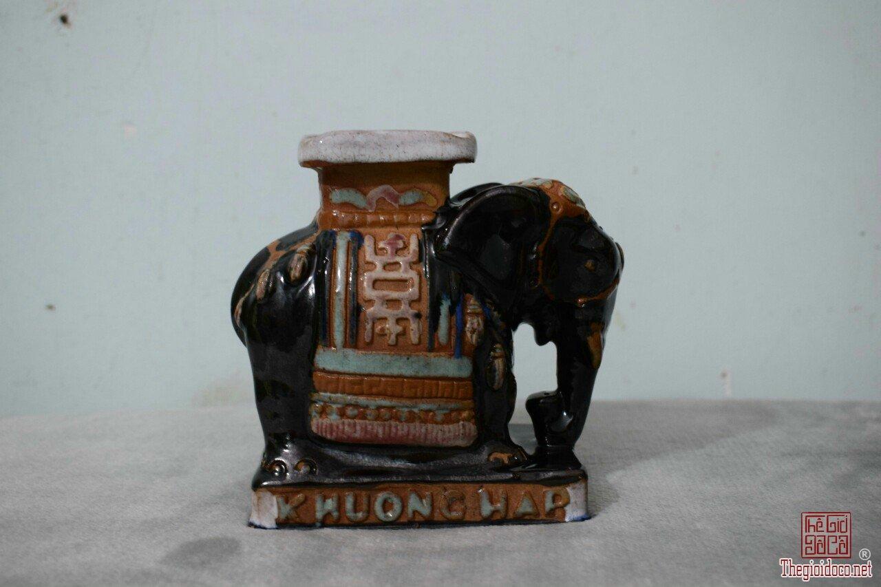 voi mini hàng đặt làm cốt vuốt tay lành tích hàng hiếm
