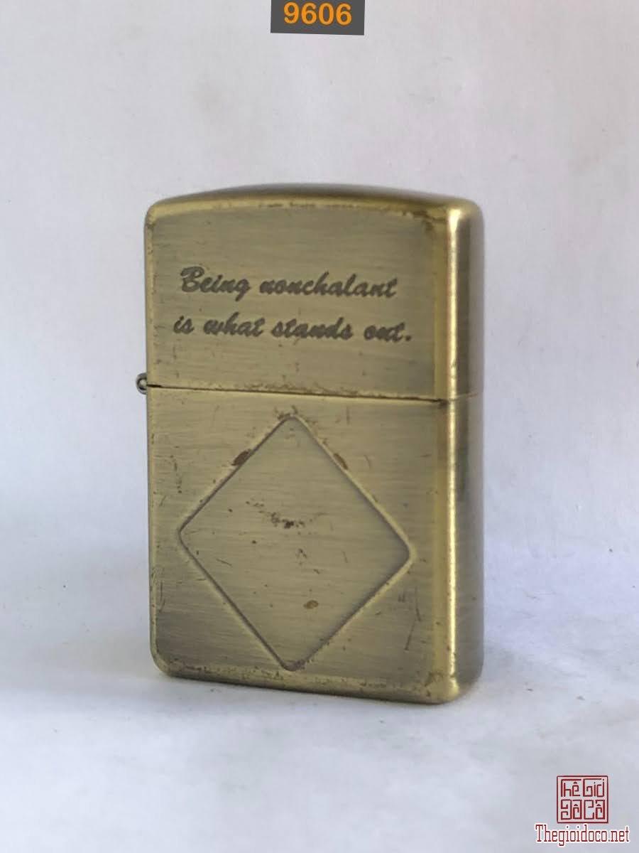 9606-antique brass ( mạ đồng giả cổ ) 1996
