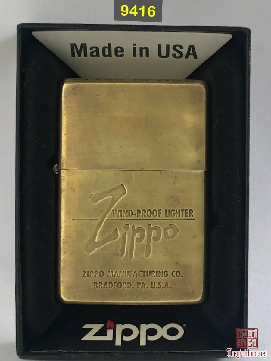 9416- solid brass vintage 1994 -