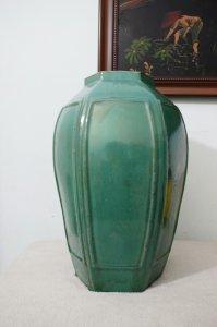 Bình Biên Hòa men vert