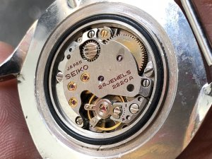 Đồng hồ Seiko Chariot