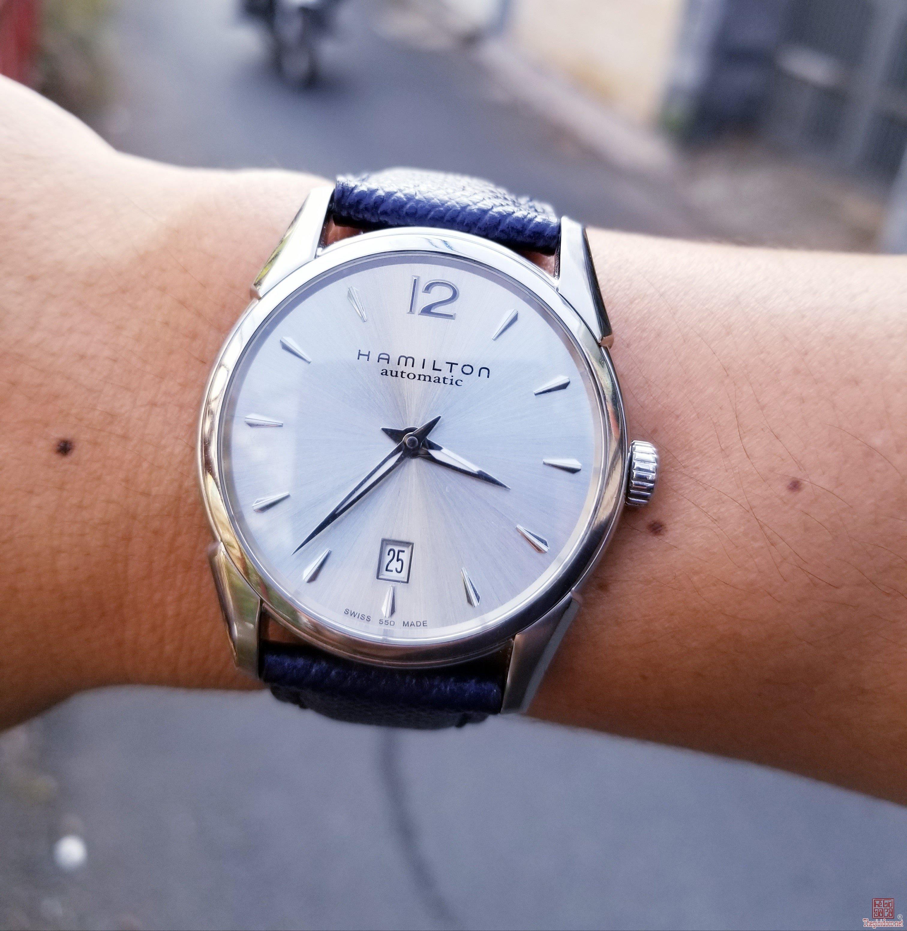Đồng hồ tự động HAMILTON Thụy Sỹ