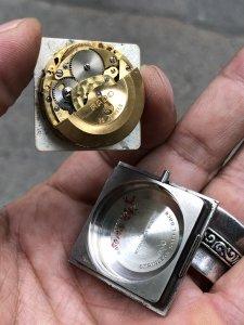 Đồng hồ Rado Manhattan trắng