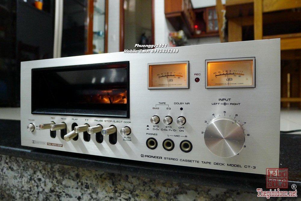 Đầu câm (Cassette Decks) các loại giao lưu! - 8
