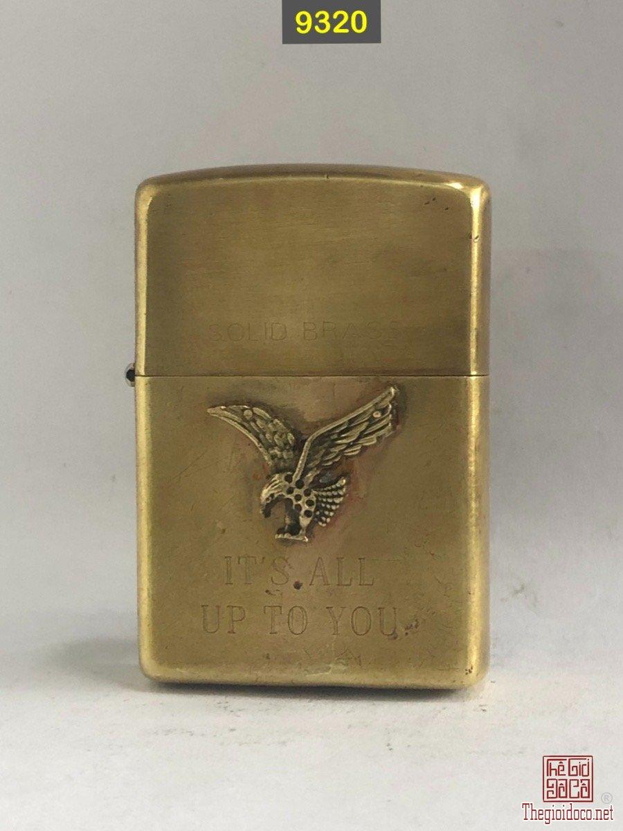 9320-Solid brass đáy bằng 1993