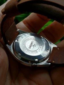 Seiko vintage DX 5139-7050...